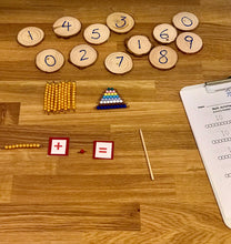 Number Activities 0-100 with 3D Tactile Numbers