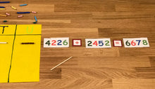 Place Value, Addition, and Subtraction Kit : Numbers through the thousands