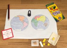 Geography Kit 2: Our Continents and Mapping Skills