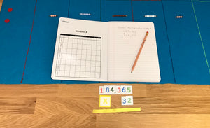 Addition, Subtraction, Multiplication, and Division: Numbers into the Millions