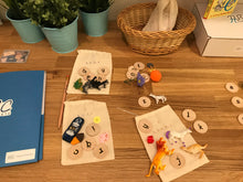 Alphabet and Objects Kit