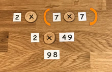 Order of Operations Kit