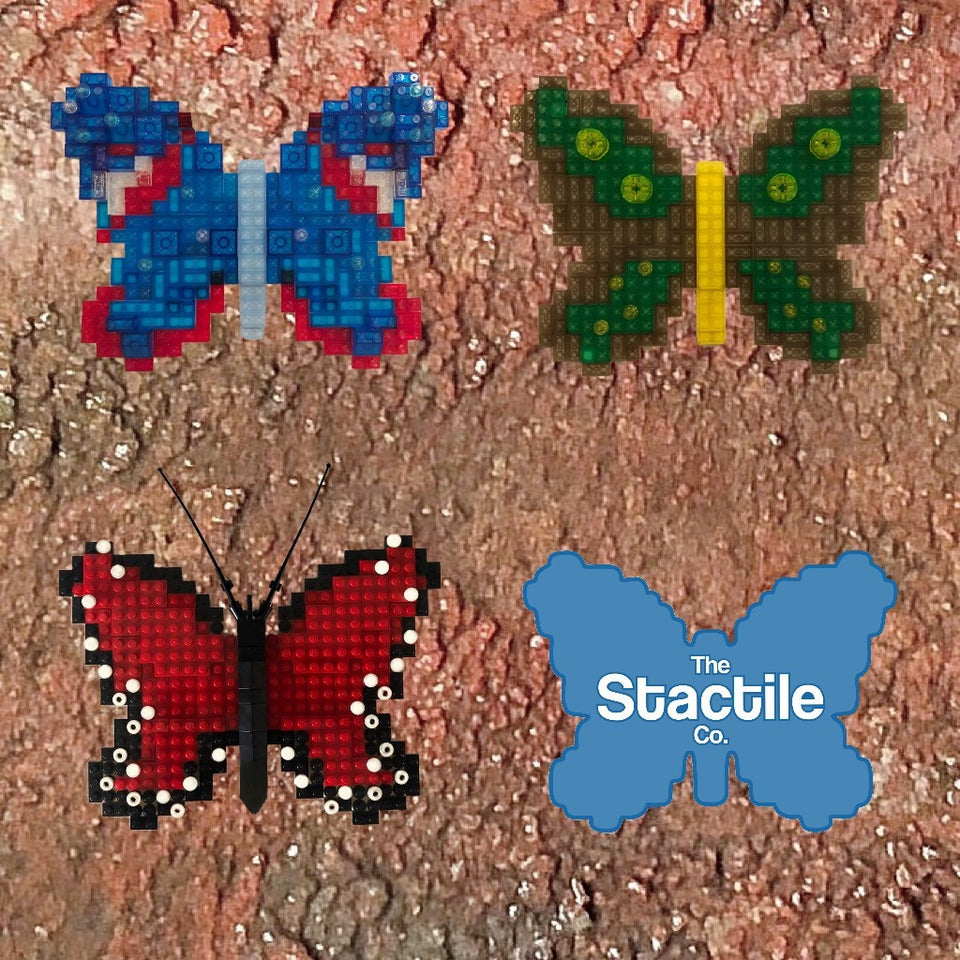 Butterfly Stactile