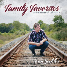 Family Favorites Instrumental CD