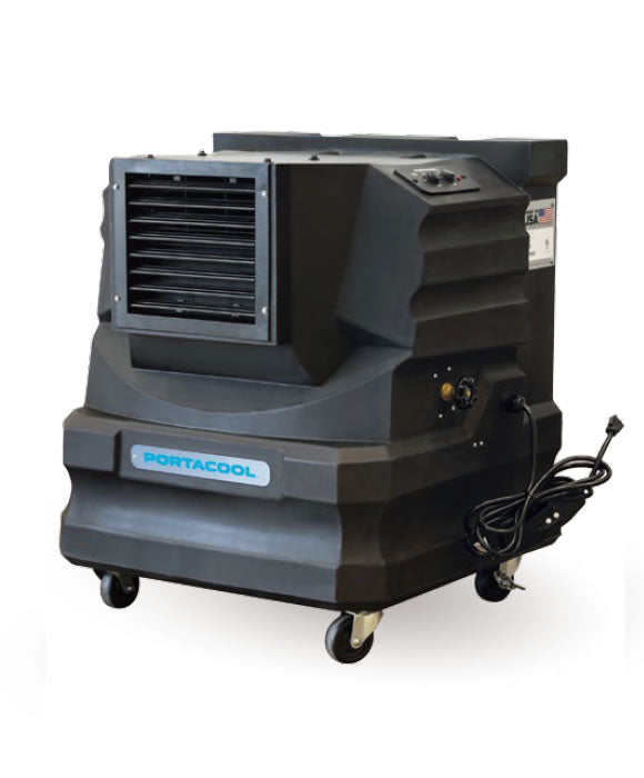 PORTACOOL CYCLONE 2000 PORTABLE EVAPORATIVE COOLER (LEASING)