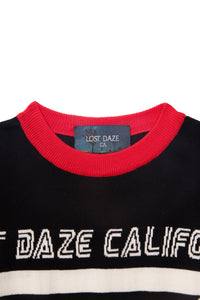 Lost Daze Racing Cashmere Sweater