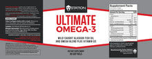 Load image into Gallery viewer, Station Athletics Ultimate Omega-3