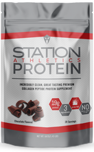 Load image into Gallery viewer, Station Athletics Protein - Chocolate