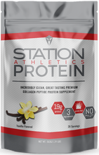 Load image into Gallery viewer, PRO Station Athletics Protein - Vanilla