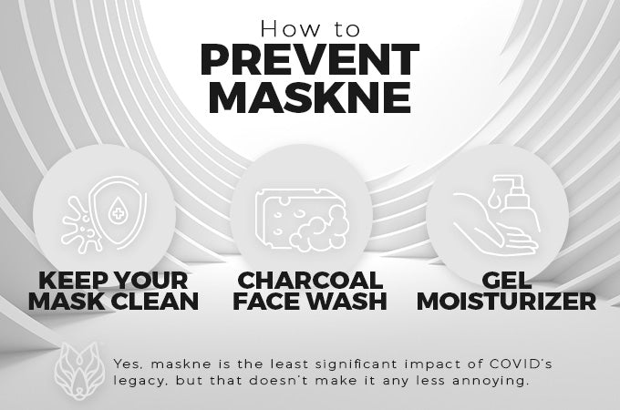 How to Prevent Maskne
