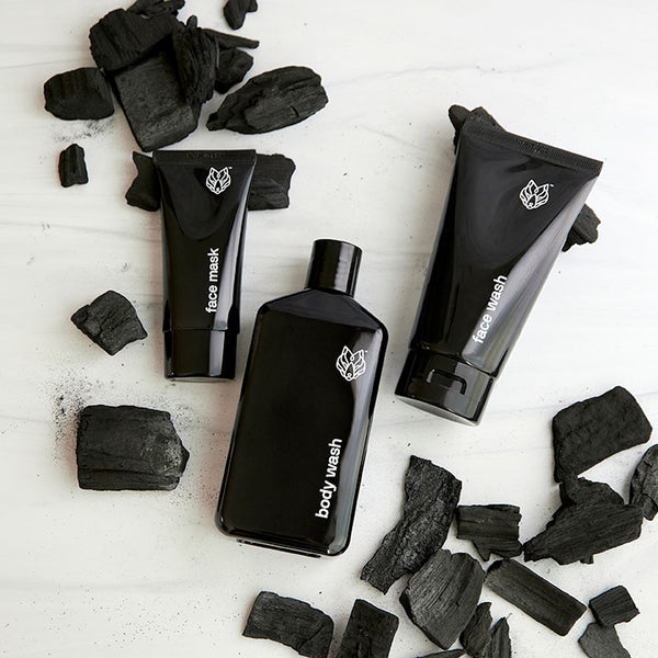 activated charcoal bundle