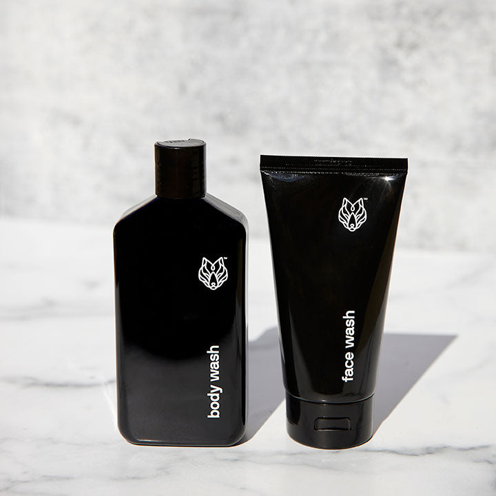 face + body wash bundle