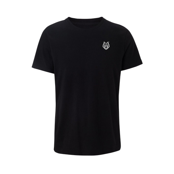 wolf pack t-shirt (black)