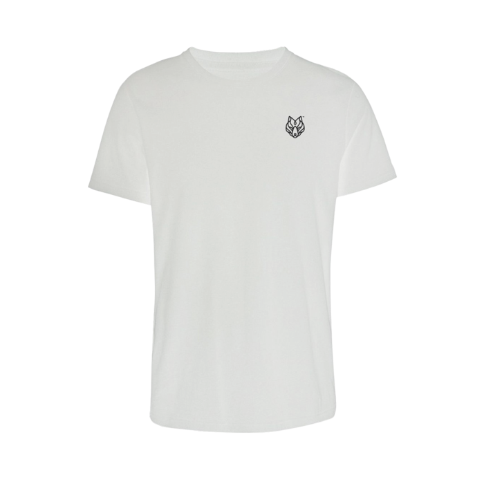 wolf pack t-shirt (white)