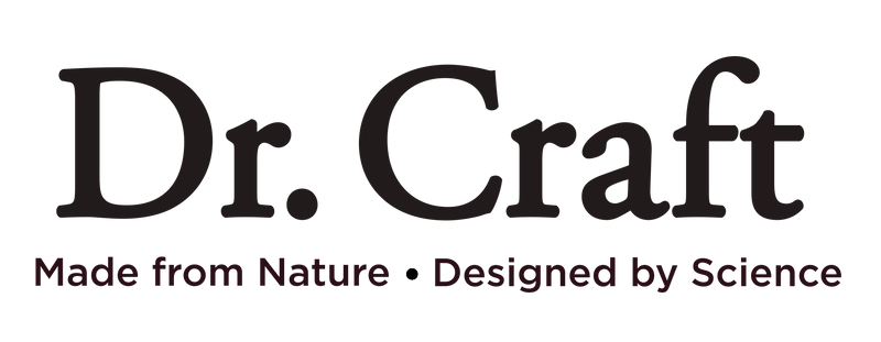 Dr. Craft. Breakthrough Science, Green Chemistry, Sustainability, Patented Technology in Cosmetics & Hair Dye. Dr Craft has been developed through years of research between University of Leeds scientists Dr. Richard Blackburn and Professor Chris Rayner, two leading academics in green chemistry and sustainability.
