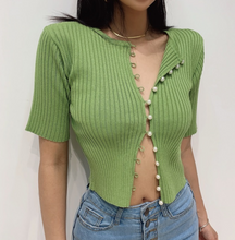 Load image into Gallery viewer, Matilda Knitted Top