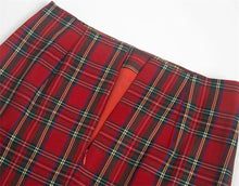 Load image into Gallery viewer, Vivian Skirt - Red