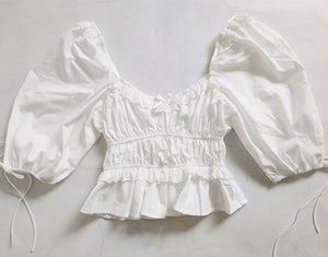 Ella Prairie White Top