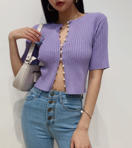 Matilda Knitted Top