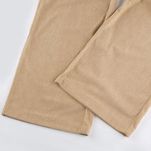 Load image into Gallery viewer, Wide Leg Corduroy Pants