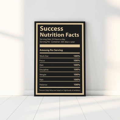 Nutrition GYM For Success