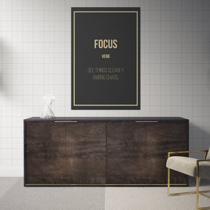 Focus - definition