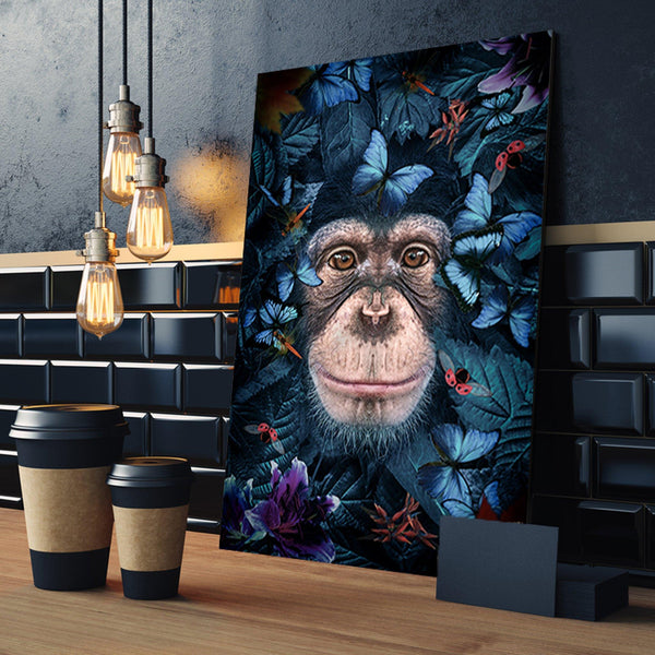 Tropical Chimpanzee