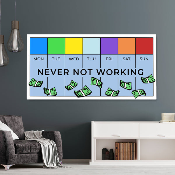 Never Be not Working