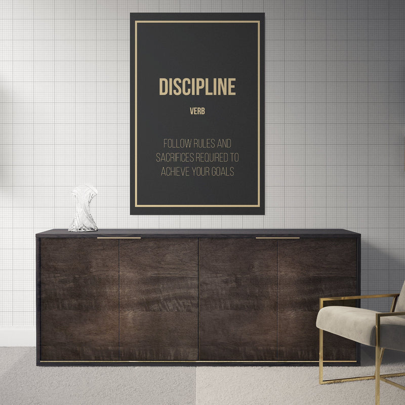 Discipline - definition Discipline - definition in the office