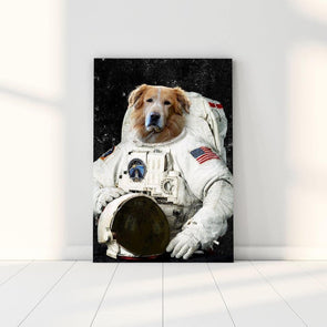 Astrodog Space Art