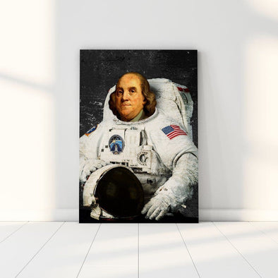 Benjamin Franklin Space Suit