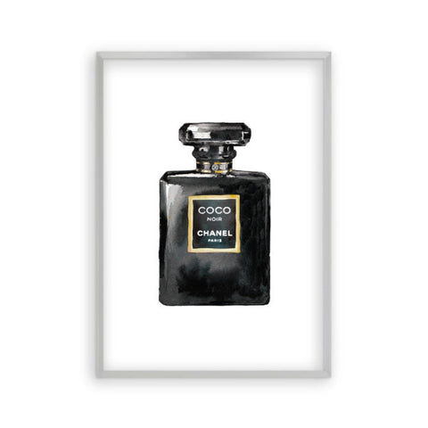 Coco Chanel Perfume Bottle