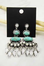 Marie earrings Silver