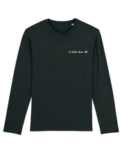 Load image into Gallery viewer, Is Cailín Doire Mé / I am a Derry Girl: Organic Cotton Long Sleeved Tee - Beanantees