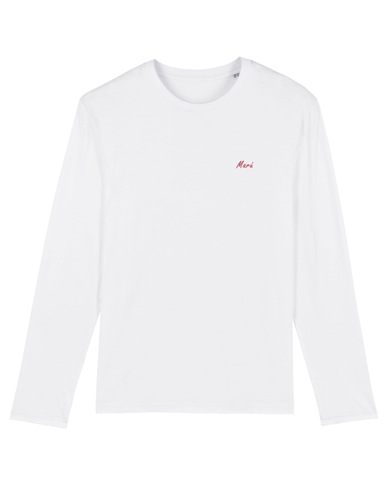 Marú / Slay : Organic Cotton Long Sleeved Tee - Beanantees