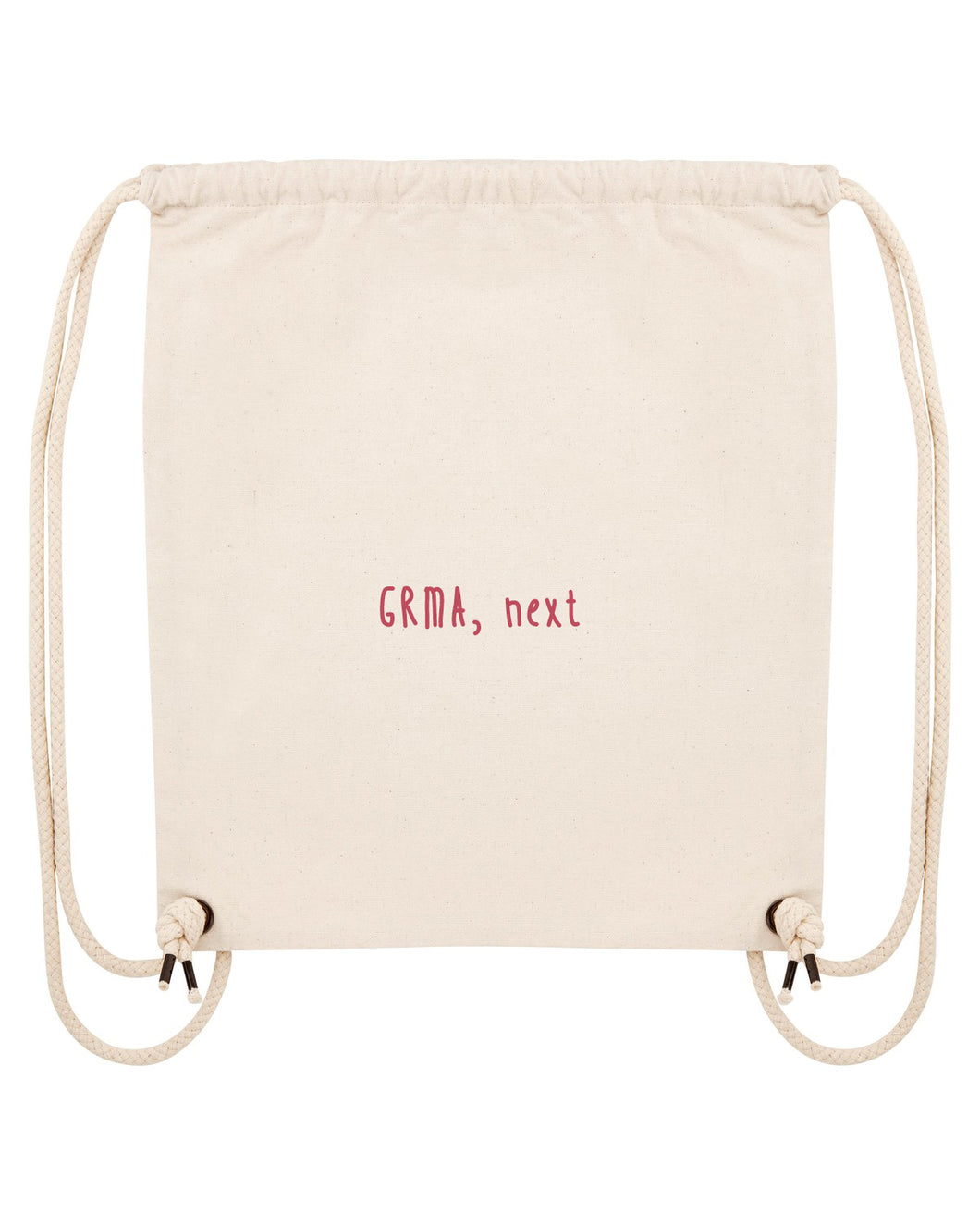 GRMA Next: Natural Festival Bag