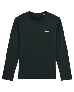 Raváil / Raving : Organic Cotton Long Sleeved Tee - Beanantees