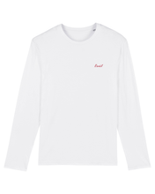 Load image into Gallery viewer, Raváil / Raving : Organic Cotton Long Sleeved Tee - Beanantees