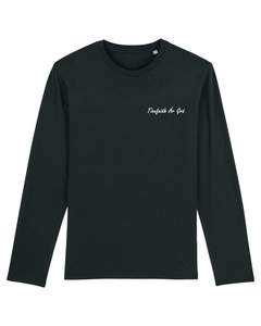 Tiocfaidh Ár Grá / Our Love Will Come : Organic Cotton Long Sleeved Tee - Beanantees