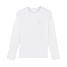 Load image into Gallery viewer, Bród / Pride: Organic Cotton Long Sleeved Tee - Beanantees