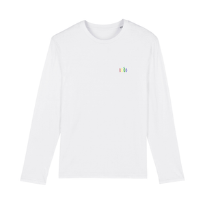 Bród / Pride: Organic Cotton Long Sleeved Tee - Beanantees