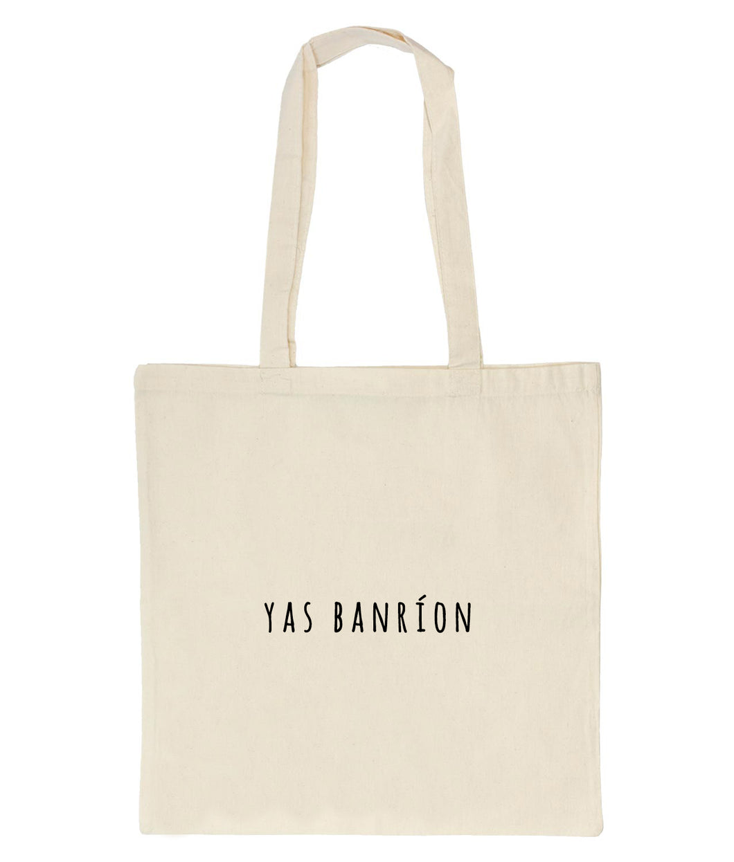 Yas Banríon: Organic Cotton Tote Bag - Beanantees