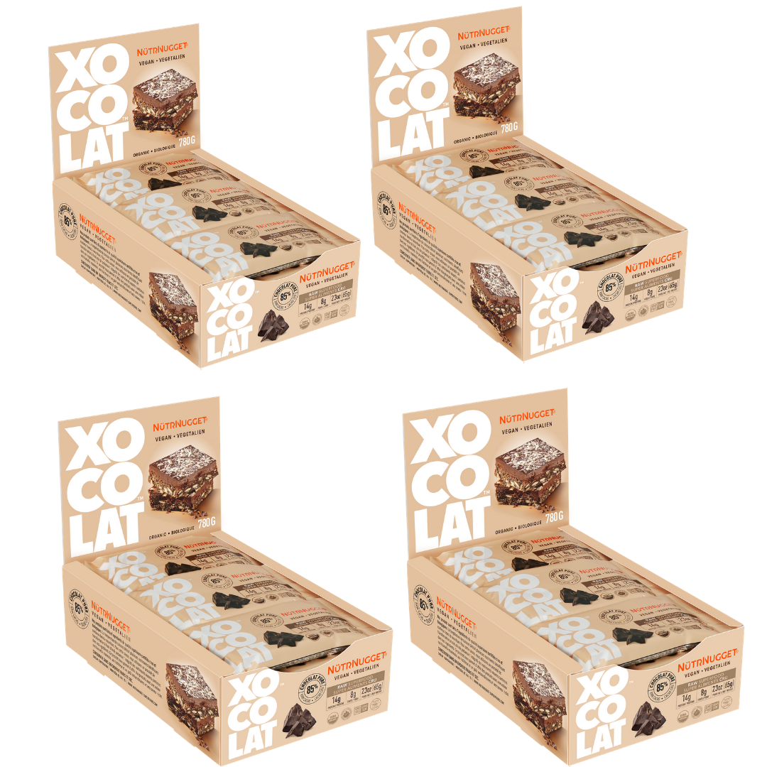 NUTRINUGGET XOCOLAT CASE (48 UNITS )