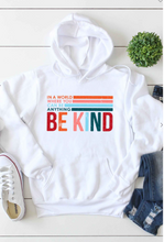 Be Kind Hoodie - Cactus Lounge Boutique