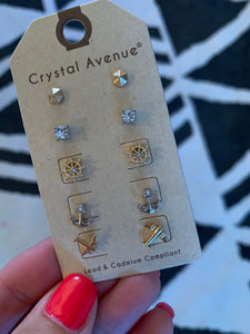 World Traveler Earrings - Cactus Lounge Boutique