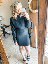 Long Sleeve Sweater Dress - Cactus Lounge Boutique