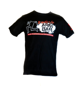ARMBAR T-SHIRT - Maha Fight Gear