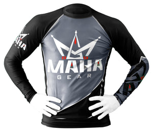 Maha Hephaestus Rashguard - Long Sleeves