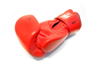 "Maha Classic ""Ruby"" Gloves"