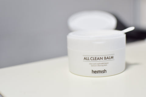 all clean balm Heimish arigato beauty